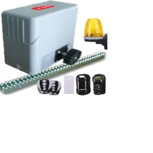 Automatic remote sliding gate opener2