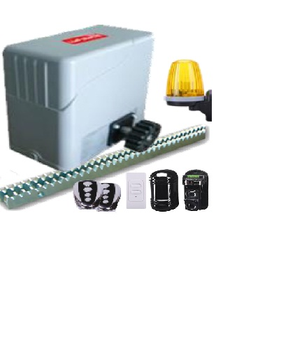 Automatic remote sliding gate opener2