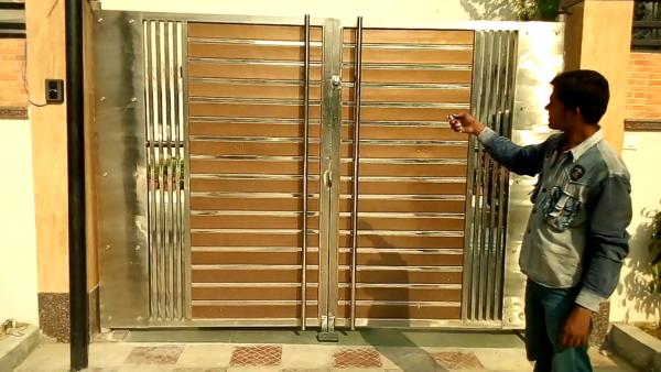 main gate design ! gate design ! steel gate