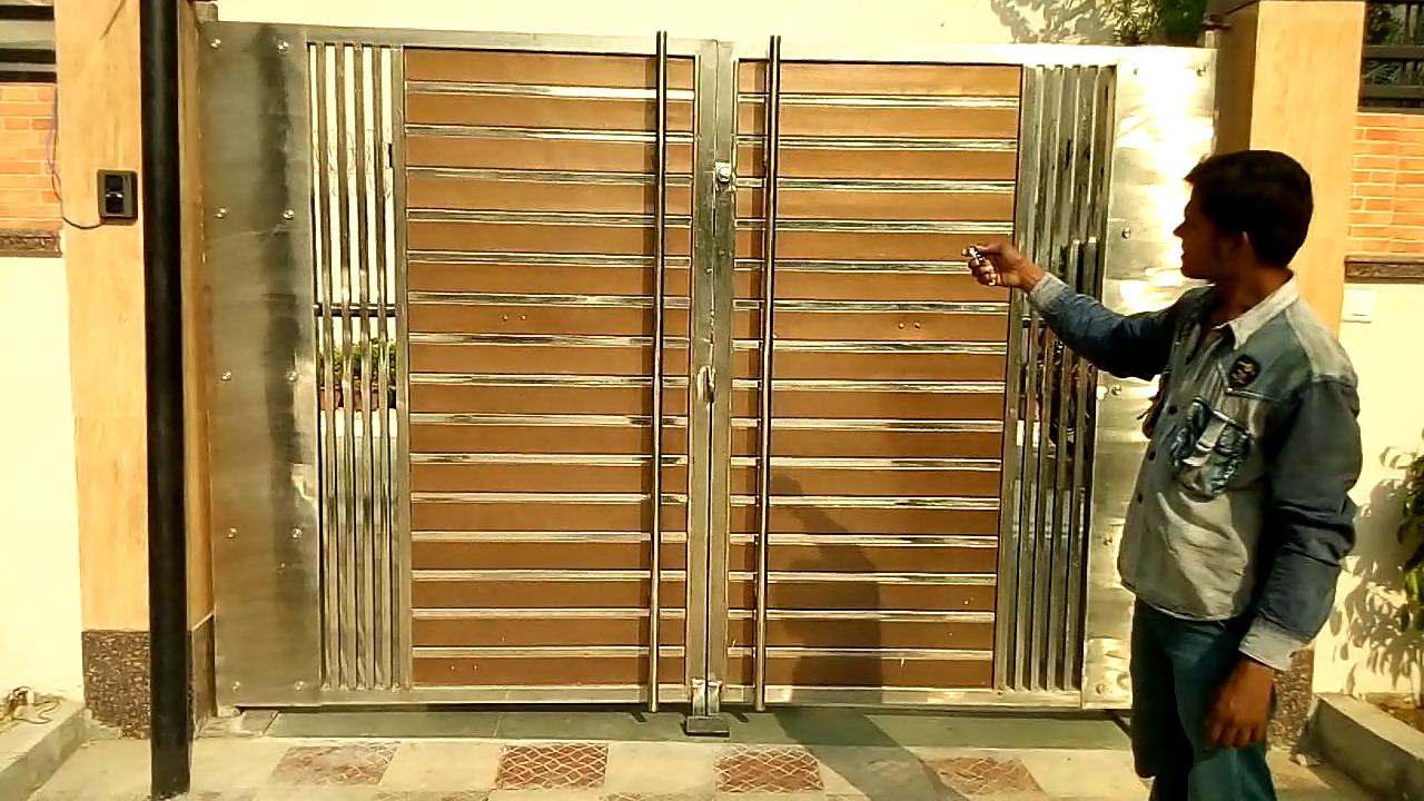 Main Gate Design Gate Design Steel Gate Call 91